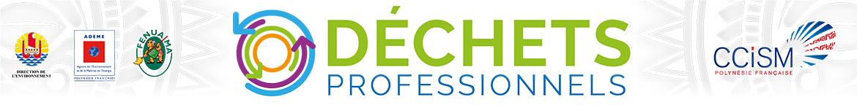 Dechets professionnels en Polynésie française Logo